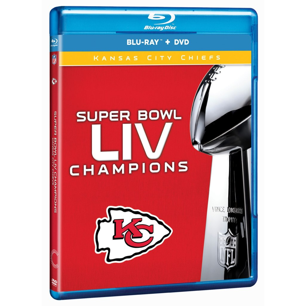 super bowl liv dvd