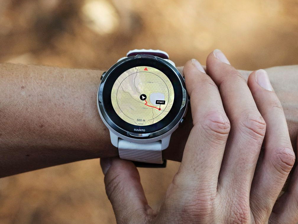 suunto smart watch ces 2020