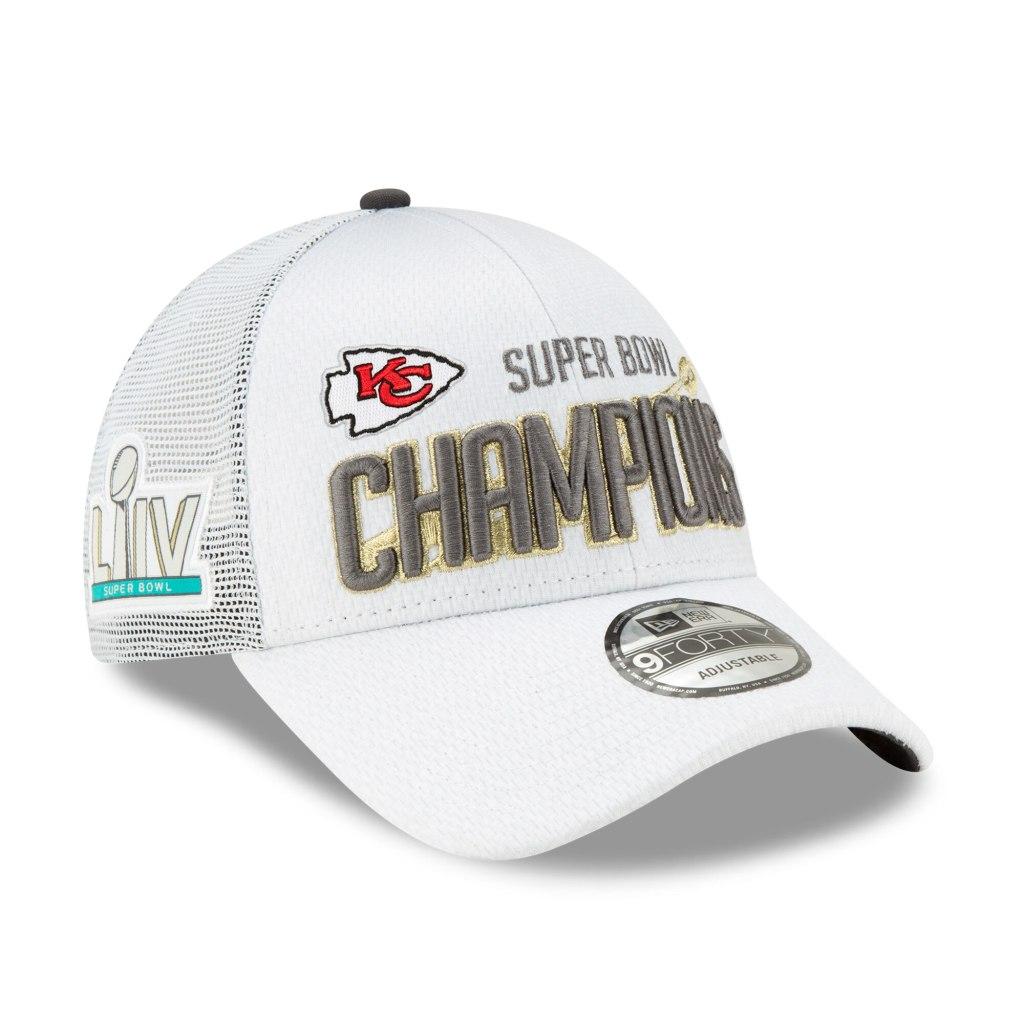 kansas city chiefs super bowl hat