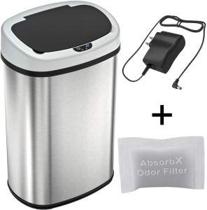 best kitchen trash cans sensorcan