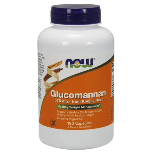 weight loss supplement glucomannan