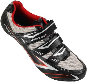Venzo men's cycling shoes, best spinning shoes