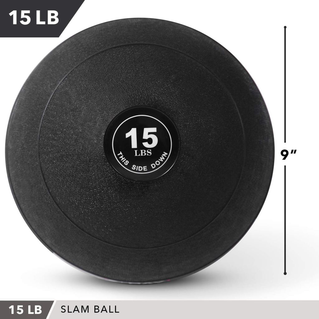Weighted Slam Ball by Day 1 Fitness