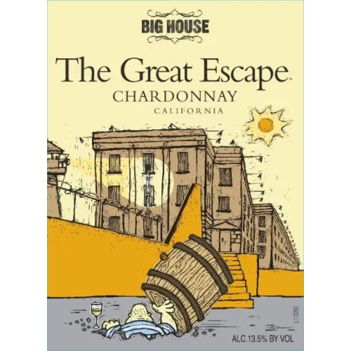 Big House The Great Escape Chardonnay