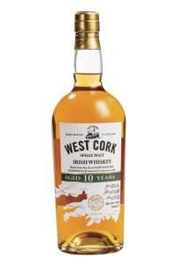 irish whiskey brands west cork