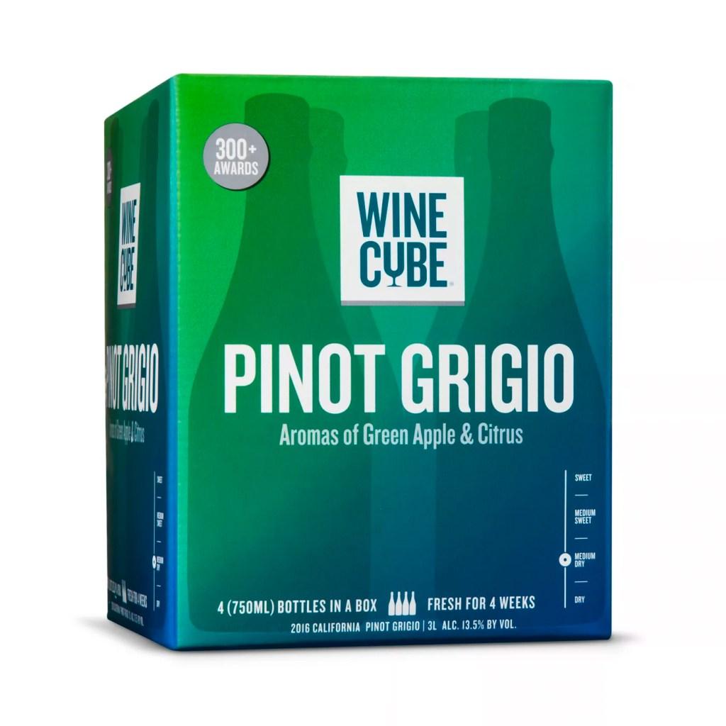 wine cube pinto