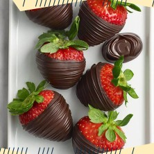 Godiva Dark Chocolate Covered Strawberries