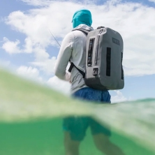 protect your gear from the elements with a waterproof backpack