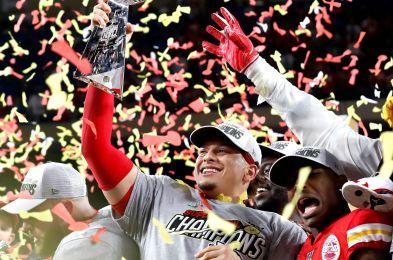 Super Bowl LIV, Miami Gardens, USA - 02 Feb 2020