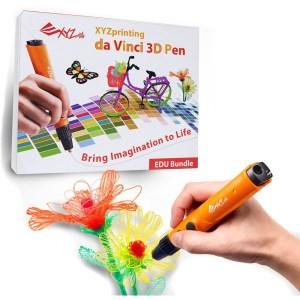 XYZprinting da Vinci 3N10EXUS00B 3D Pen Education Bundle