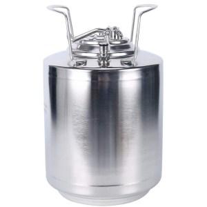YaeBrew Stainless Steel Mini Ball Lock Keg System