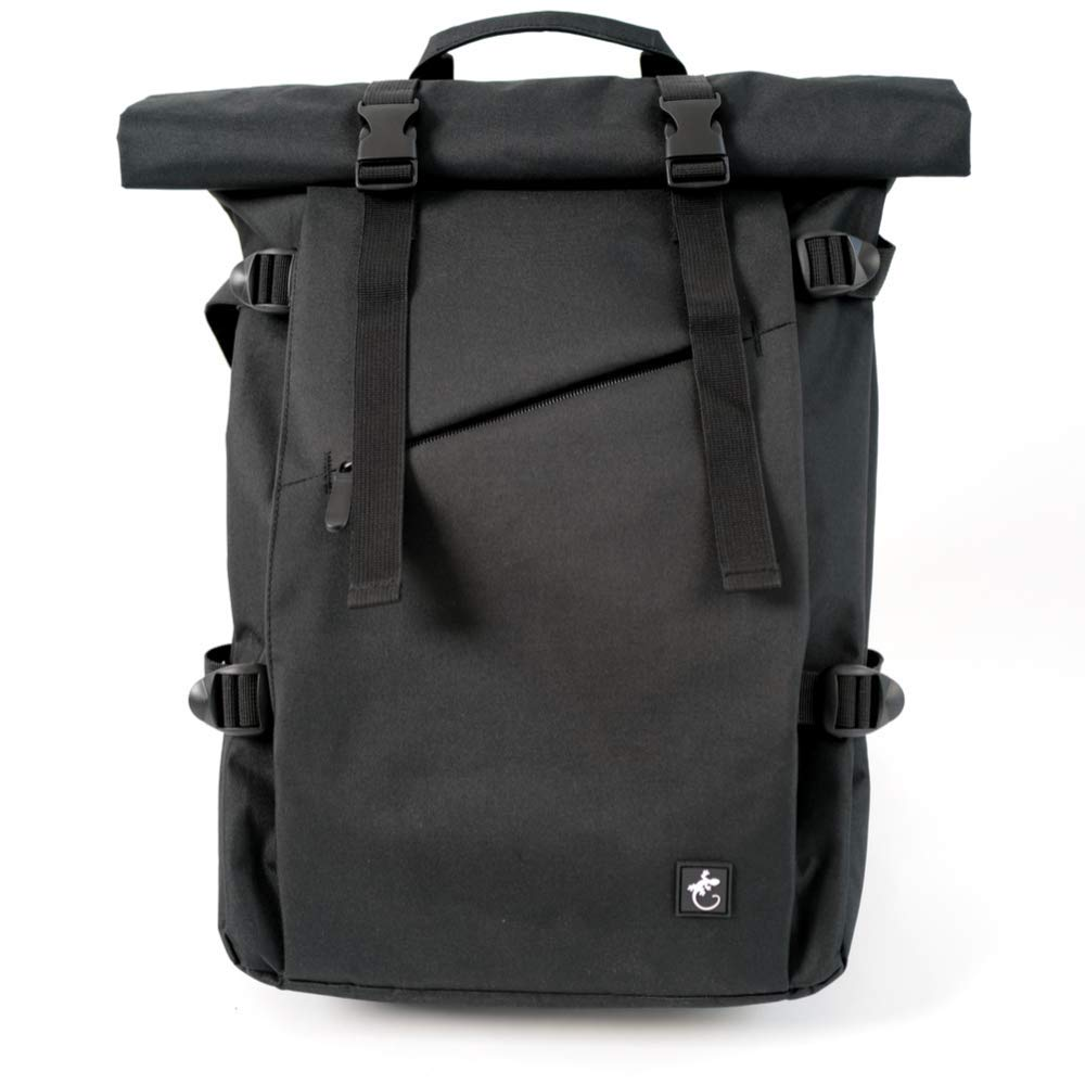 men's roll-top backpack