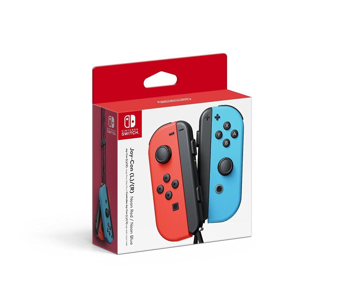 Nintendo Joy-Con, best nintendo switch controllers