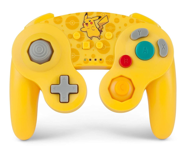 PowerA Pokemon Wireless GameCube Style Controller