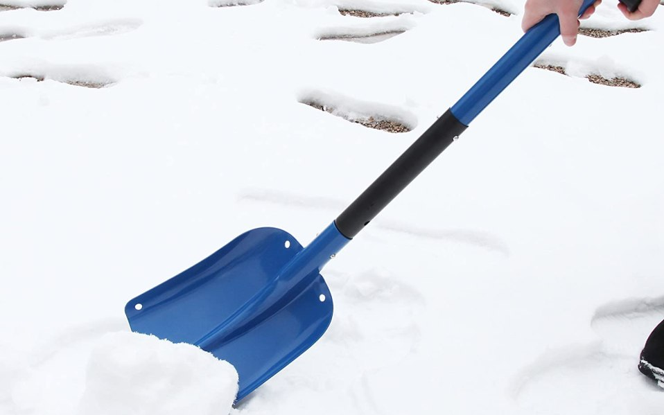 CARTMAN snow shovel