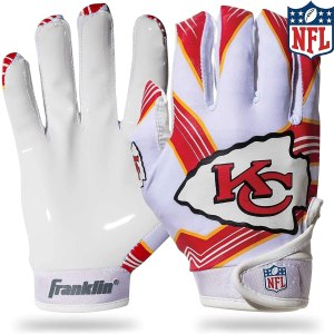 Kansas City chiefs football gloves