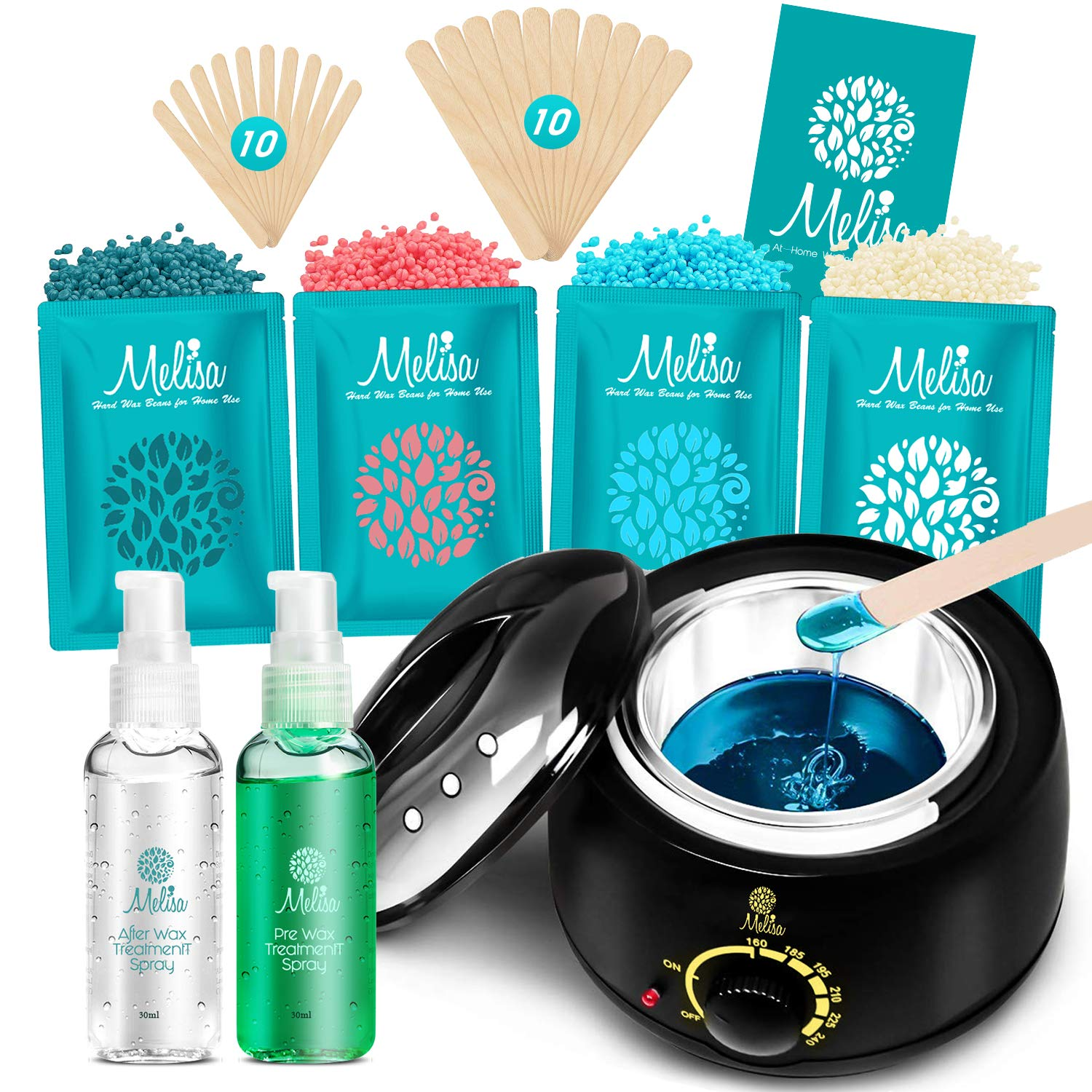 waxing kit Tress Wellness