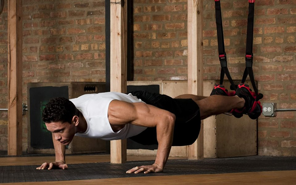 Body Weight Exercise Straps