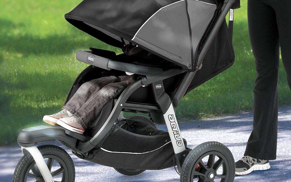 best winter weather stroller