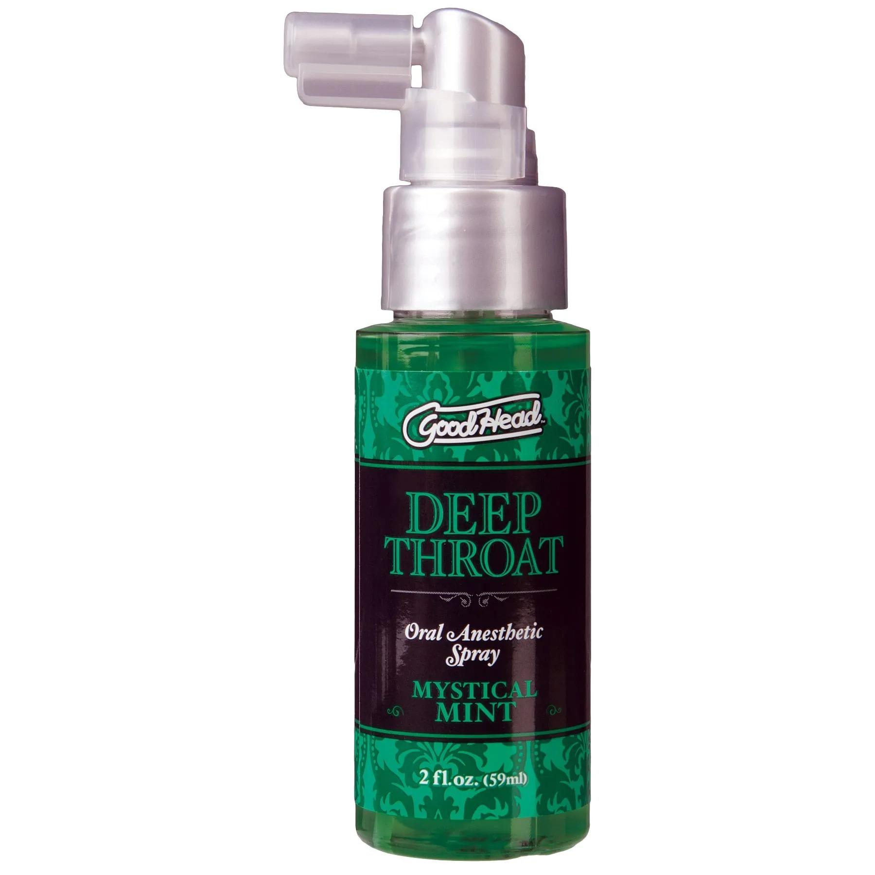 Goodhead Deep Throat Spray desensitizing spray