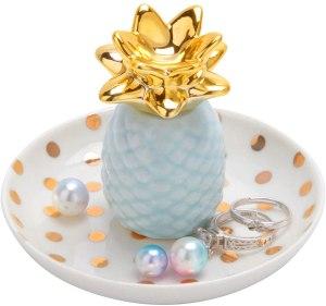 Jojuno Pineapple Jewelry Plate