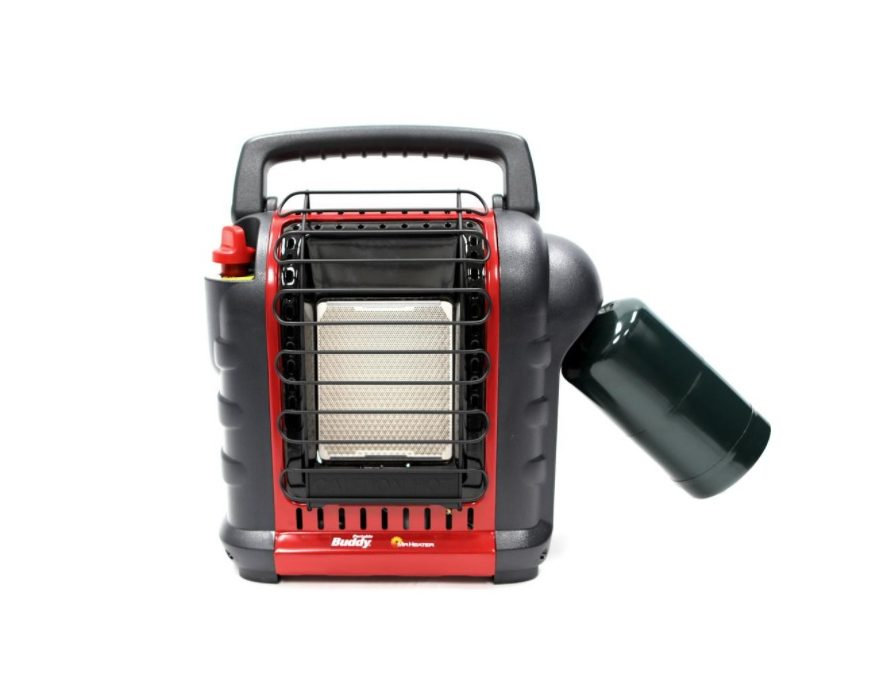 9,000 BTU Radiant Propane Portable Heater by Mr. Heater