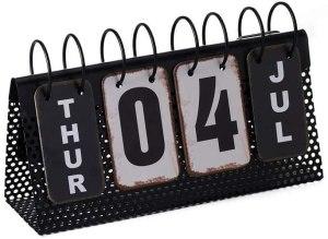 Quanzhou Soulman 2021 Standing Desk Calendar