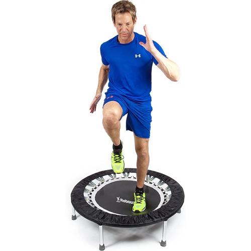 Maximus Pro USA Home Gym Rebounder Mini Trampoline