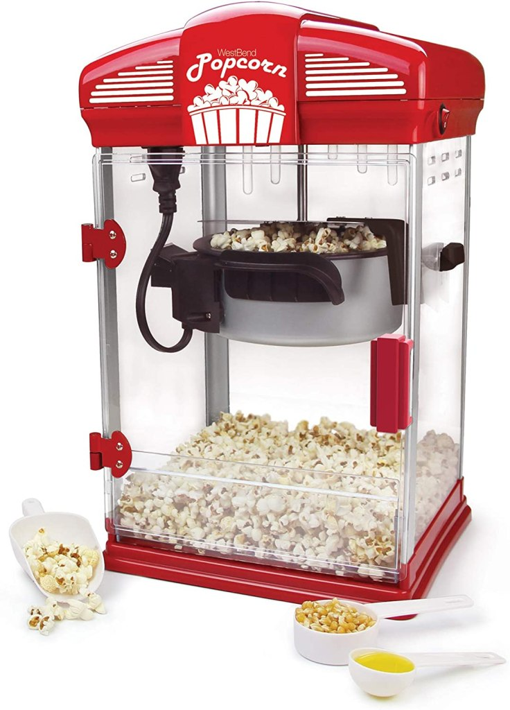 West Bend Hot Theater Style Popper Machine