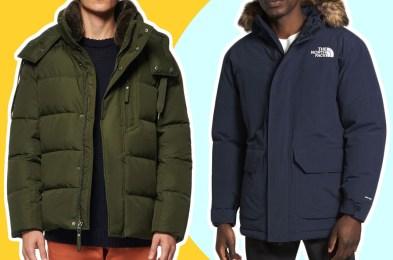 Men in Jackets