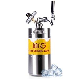 BACOENG Pressurized Keg Growler