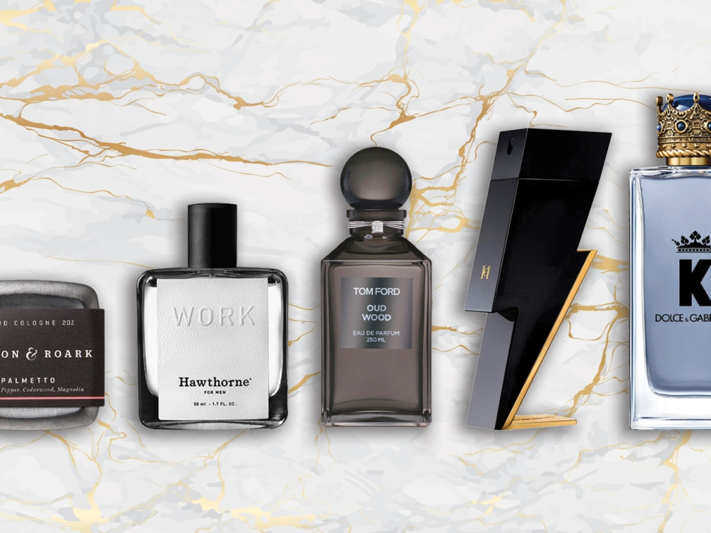 16 Best-Smelling Men's Colognes So You Can Switch Up Your Fragrance