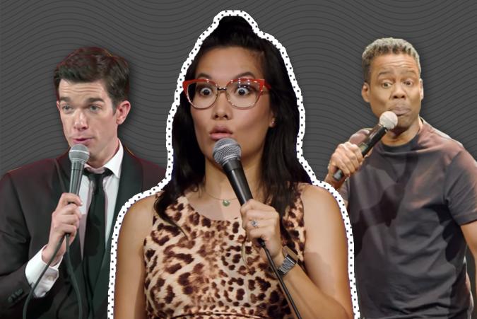 best netflix comedy specials