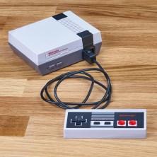 retro gaming consoles feature