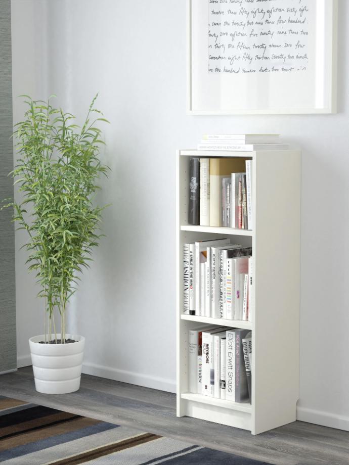 closet organization hacks billy bookcase
