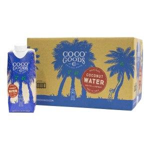 best coconut water cocogoodsco vietnam