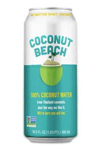 best coconut water coconut beach