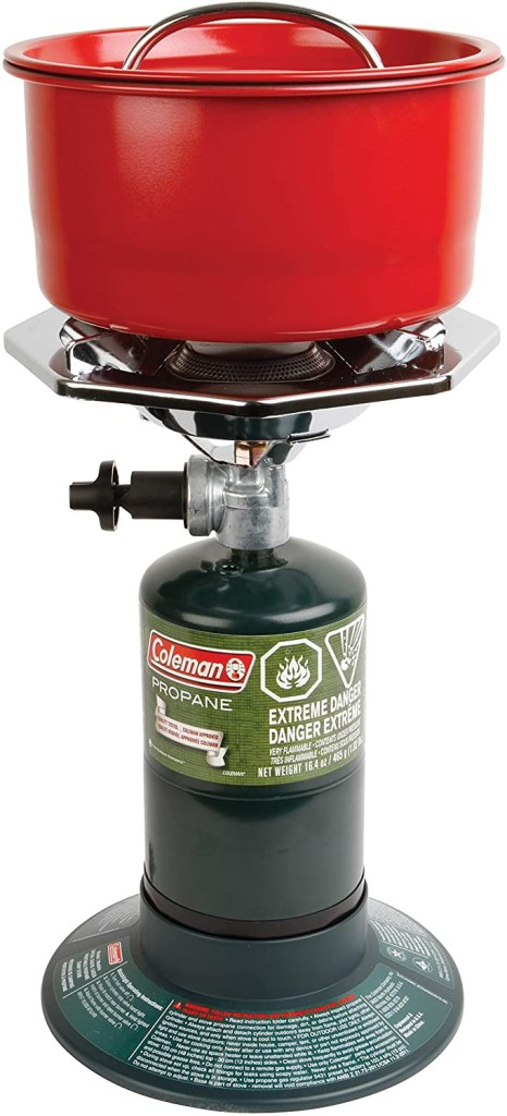 coleman camping stoves