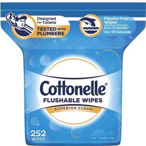 alternatives to toilet paper cottonelle freshcare