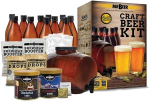 Mr. Beer beer making kit, birthday gifts for him