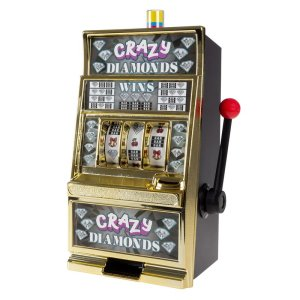 adult piggy banks crazy diamond slot