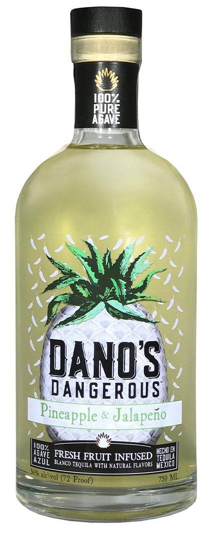 Best Tequila brands - Dano's Dangerous Tequila