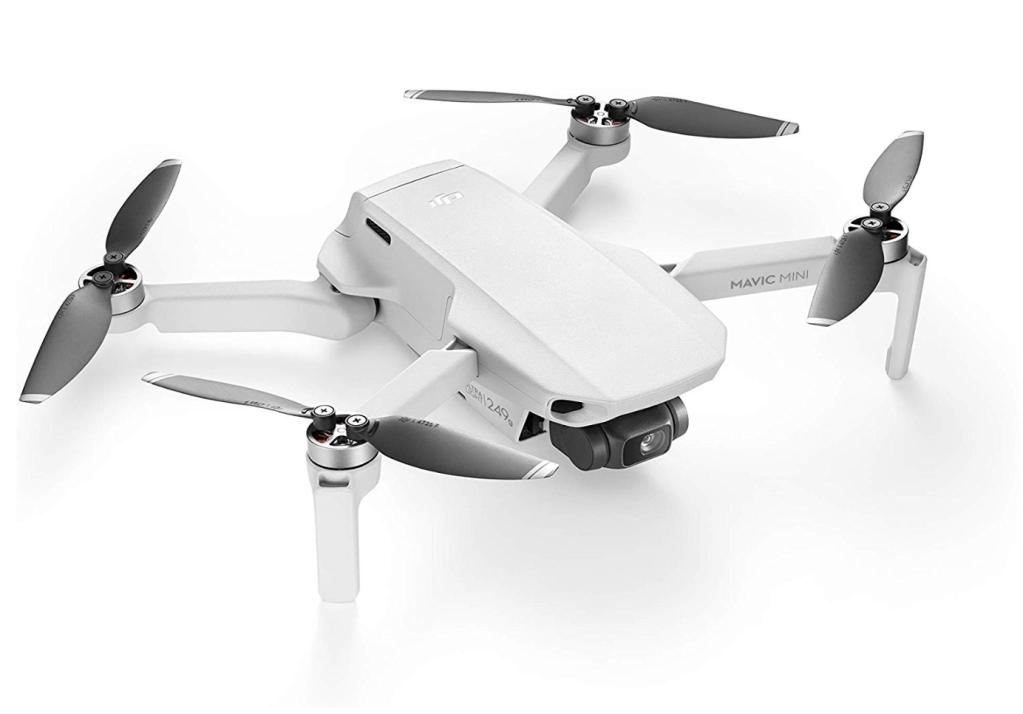 DJI Mavic Mini drone for beginners