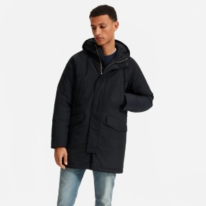Everlane's ReNew Long Parka
