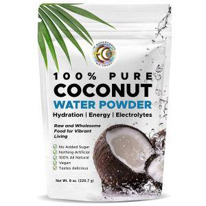 coconut water earth circle organics