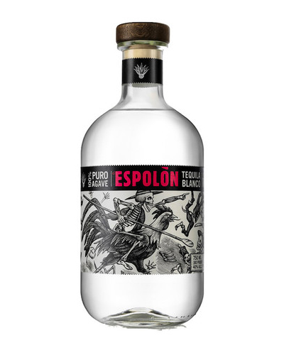 best tequila brands -Espolon Blanco Tequila