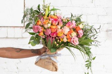 here are the 20 best places to order flowers online leading up to mother's day