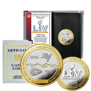 Super Bowl LV coin