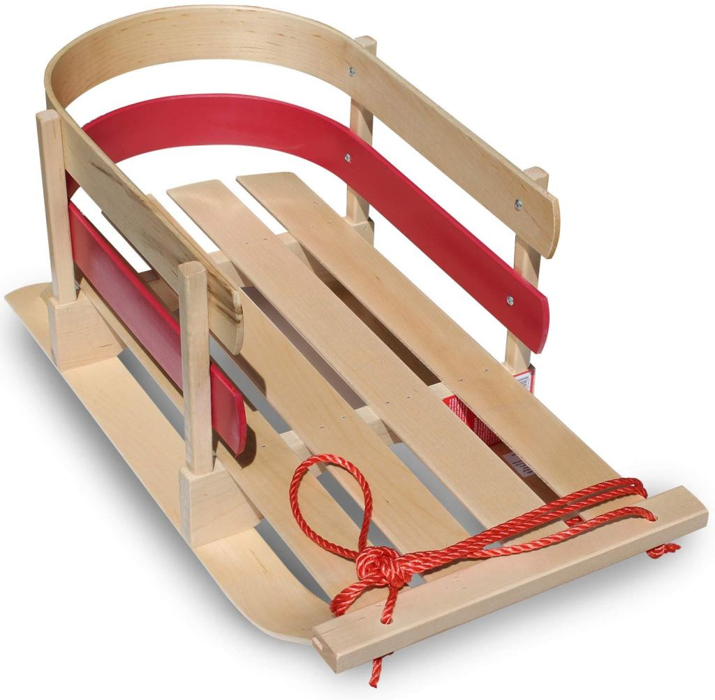 Flexible Flyer Baby Pull Sled