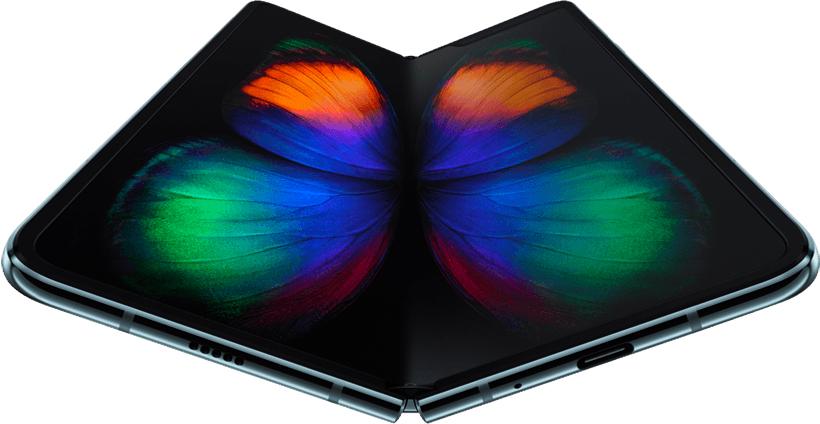 samsung galaxy fold flip phone